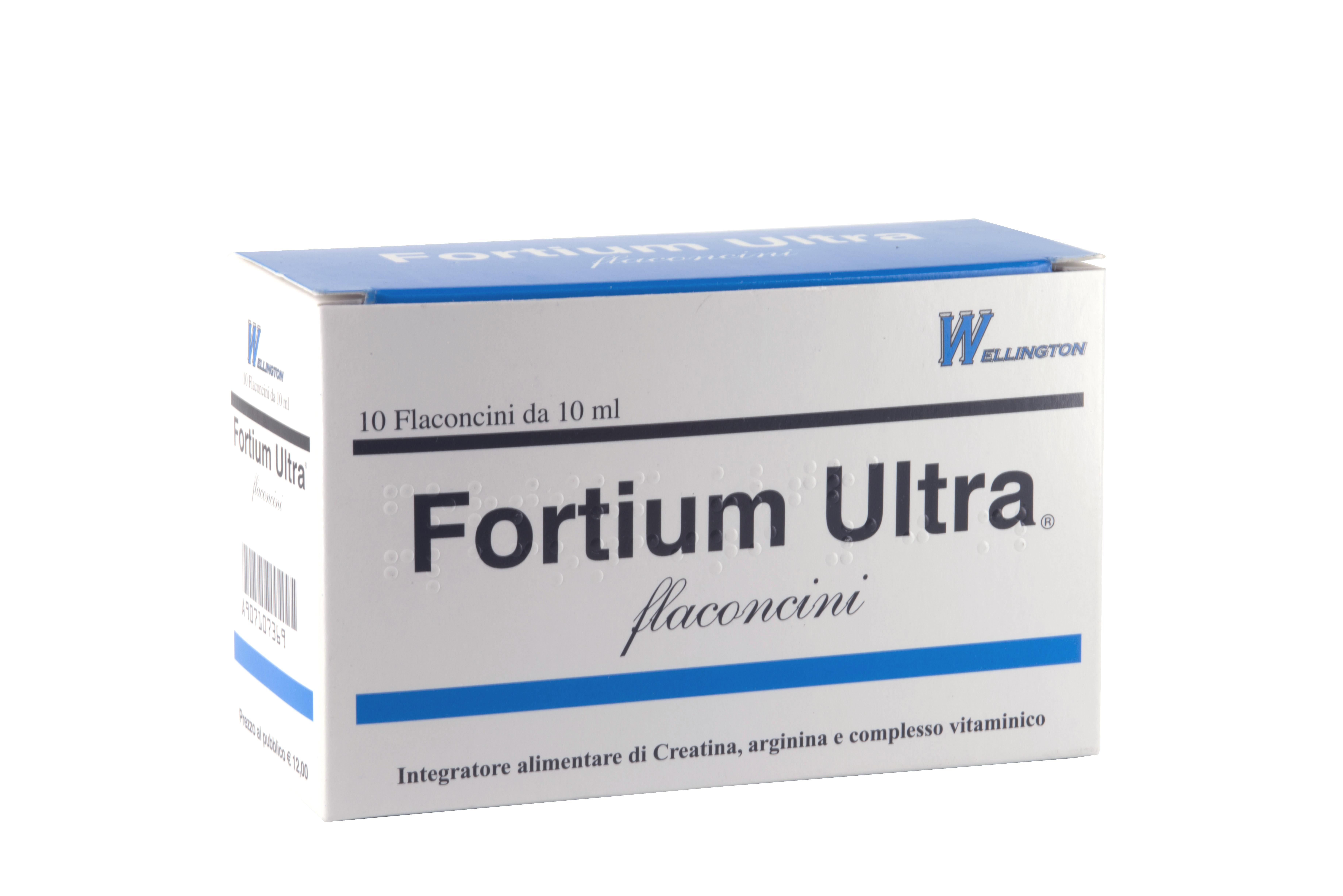 FORTIUM ULTRA flaconcini